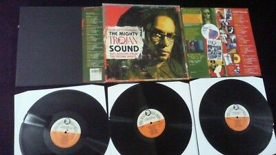Don Letts Presents The Mighty Trojan Sound Reggae Ska Collectors 3Lp Box Set