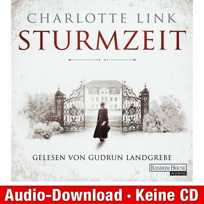 Hörbuch-Download (MP3) ★ Charlotte Link: Sturmzeit