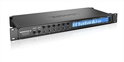 Motu MONITOR 8 Scheda Audio USB/AVB 24 x 16 x 8, Monitor Mixer, Amplificatore Cu