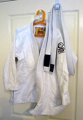 FUJI Victory Brazilian Jiu-Jitsu outfit for 10-12 year old children
