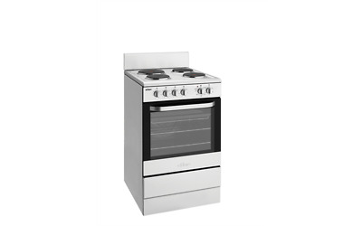 CFE536SA 54cm Freestanding Electric Cooker fan forced