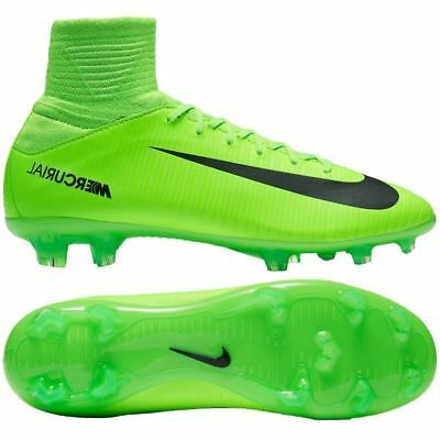 Nike JR Mercurial SuperFly V FG Soccer Cleats Youth 831943-303 Size 5Y