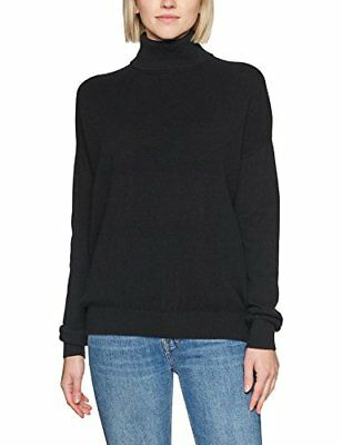 J. Lindeberg Mabelle Cashmere Mix, Suéter para Mujer, Negro, 40