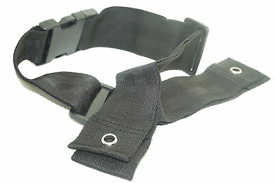 Adjustable Wheelchair Seat Belt Lap Leg Strap Accesories Disability Aids