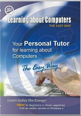 Learning About Computers the Easy Way: Windows 7 edition (PC/Mac DVD)