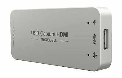 Magewell XI100DUSB-HDMI USB Capture HDMI 3.0 HD Video Capture Dongle New