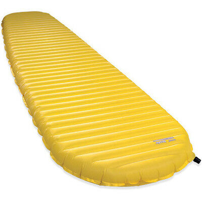 NEW! Therm-a-Rest NeoAir Xlite Inflatable Women's Sleeping Pad Color Lemon Curry