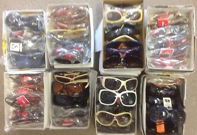 Bulk Lot Of ladies Fashion Sunglasses over 120 pairs all New + polarised