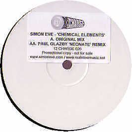 Simon Eve - Chemical Elements - Recharge - 2004 #141588