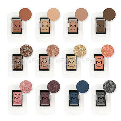 [MACQUEEN NEW YORK] Shadow 12 Color 1g - BEST Korea Cosmetic [MAKE UP]