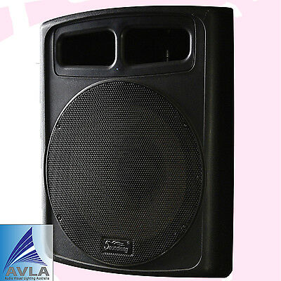 "Soundking MAXX 600A Powered Subwoofer 15"" Demo"