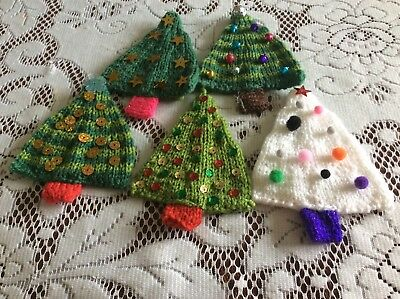 Knitting pattern for a Christmas Robin - going cheep!!!   ?1.15 - PicClick UK