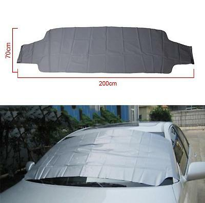 Car Wind Screen Magnetic Cover Frost Ice Shield Snow Dust Sun Shade Protection