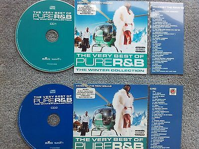 Pure R & B  2 x Jukebox CDs for NSM Jukeboxes + matching Title Cards