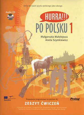 Malolepsza, M.-Hurra!!! Po Polsku  BOOK NEW