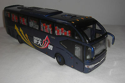 1/43 Yutong Bus Reisebus Coach Autobus Autocar Modell Diecast 1/42 Car China TOP