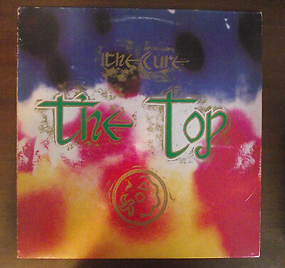 THE CURE - The Top, siouxie, sister of mercy, jesus and mary chain, bauhaus