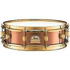 PEARL marvin smitty smith signature 4 x 14 snare drum