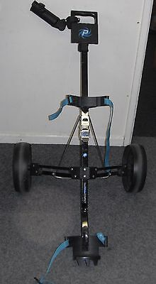 Pace EasiGlide Compact Golf Push Trolley / Used in Good Condition