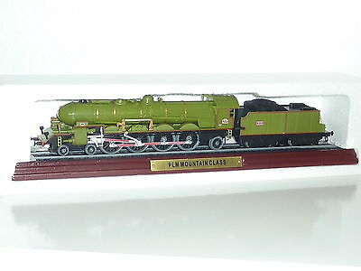 PLM Mountain Class ! Lokomotive Standmodell 1:100 ! Neu ! Atlas Verlag Modell