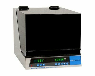 Mini/Compact Shaking Laboratory Incubator for 250 & 500ml tubes - Made in USA