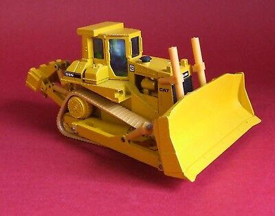 NZG of Germany 1/50 Caterpillar D9N Dozer with Ripper No298 Super