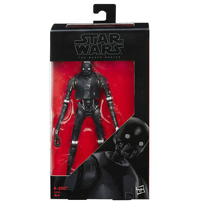 "Star Wars K-2So The Black Series 6"" Hasbro Action Figure"