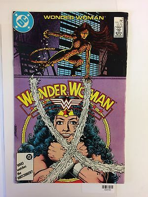 Wonder Woman #9 NM JUSTICE LEAGUE BLOOD OF THE CHEETAH DC Comics GAL GADOT