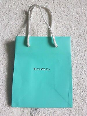 Small authentic Tiffany bag