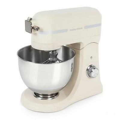 Stand Mixer Morphy Richards 400009 Professional Diecast Guard - Cream