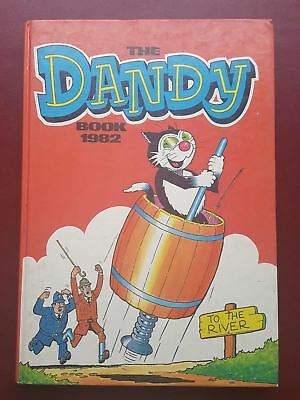 The Dandy Book 1982 Annual - Hardback Book