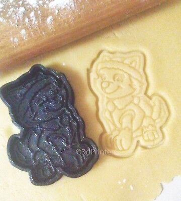 Paw Patrol Cookie Cutter Everest Mold Patrulla Canina Molde Galletas Toy Fondant