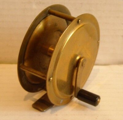 The ambidex fishing reel vintage picclick uk for Center pin fishing