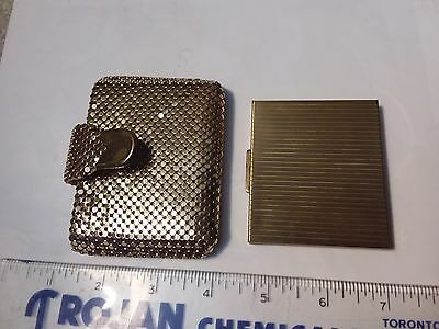 Vintage Compact With Case
