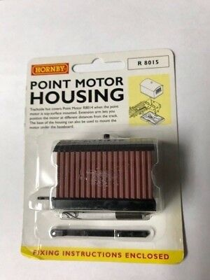Hornby R8015 - Point Motor Housing - New in Box
