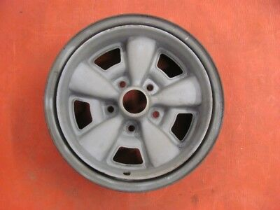 RARE 1970 70 Camaro Z28 15X7 Wheel Rim Feb Dated K-1-0-2-5
