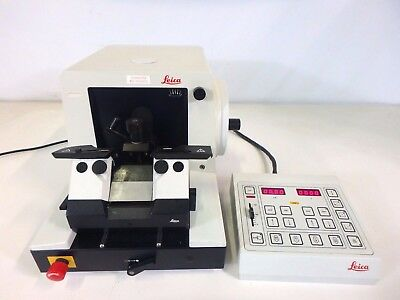 Leica Instruments RM 2065 RM2065 Rotary Microtome w/ Controller