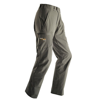 SITKA Ascent Pant in Pyrite Size 36T