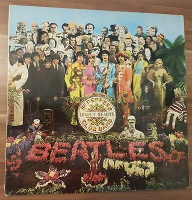 Sgt Peppers Lonely Hearts Club Band 163 13 28 Picclick Uk