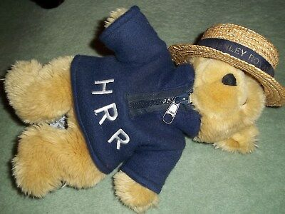 Henley Royal Regatta Soft Toy Bear