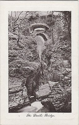 The Devil's Bridge, DEVIL'S BRIDGE, Cardiganshire