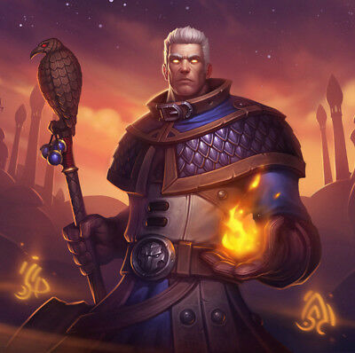 [FLASH SALE] HEARTHSTONE KHADGAR **Mage Hero Skin** CODE [LIMITED TIME OFFER]