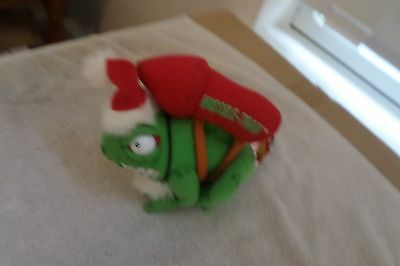 Meanies Shocking Stuffers 99 Missile Toad Number Figure