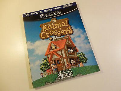 "Original Nintendo GameCube Spieleberater ""Animal Crossing"""