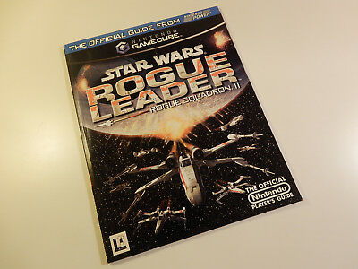 "Nintendo GameCube Spieleberater ""Star Wars Rogue Leader Rogue Squadron II"""