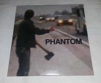 Sealed Rare Insane Clown Posse The Phantom Special Release Lp Cd Psychopathic