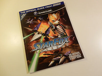 "Original Nintendo GameCube Spieleberater ""Star Fox Assault"""
