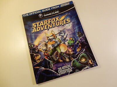 "Original Nintendo GameCube Spieleberater ""Star Fox Adventures"""