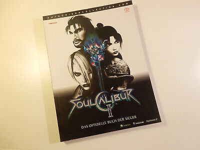 "Original Nintendo GameCube Spieleberater ""Soul Calibur II"""