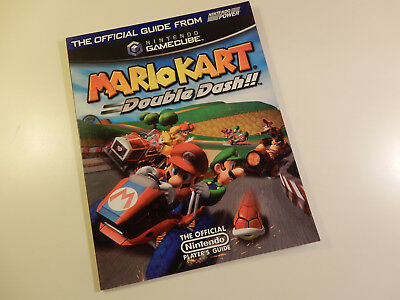 "Original Nintendo GameCube Spieleberater ""Mario Kart Double Dash"""